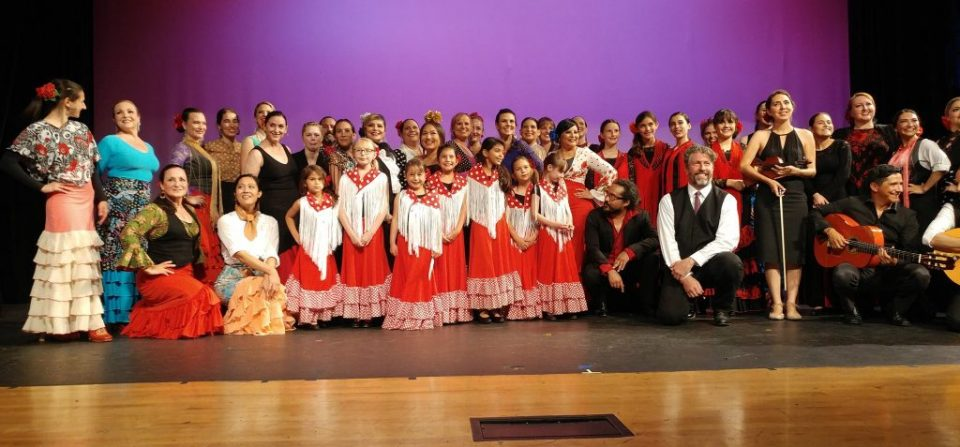 """Flamenco Force"" Student Showcase"
