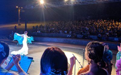 September 2021: Camaron de la Isla and the Return of A'lante Flamenco!